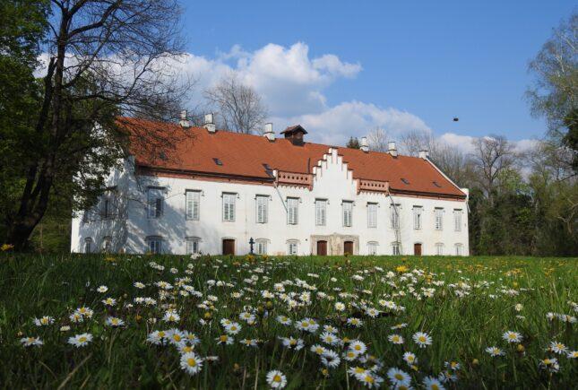 Dvorac proljeće