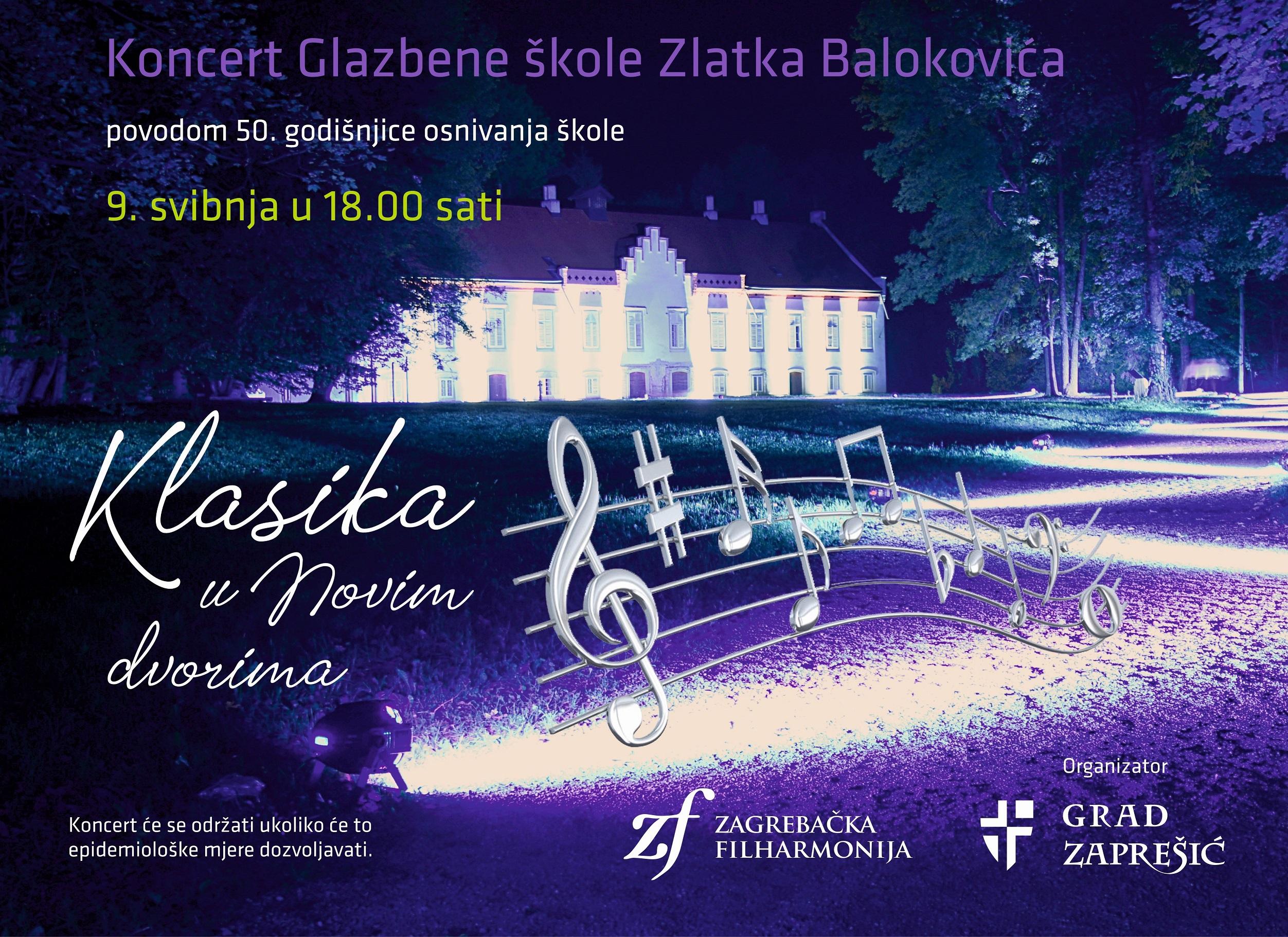 Koncert Zagrebačke filharmonije
