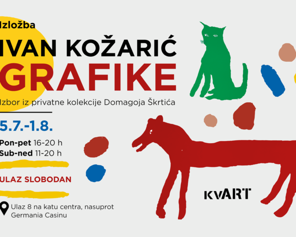 Ivan Kožarić Grafike